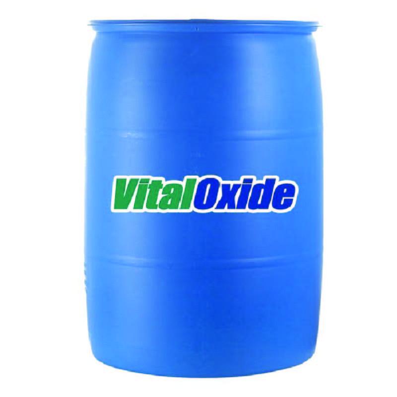 Vital Oxide - Drum