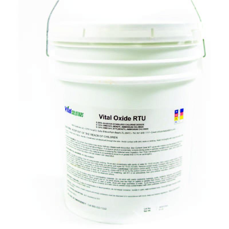 Vital Oxide Pail