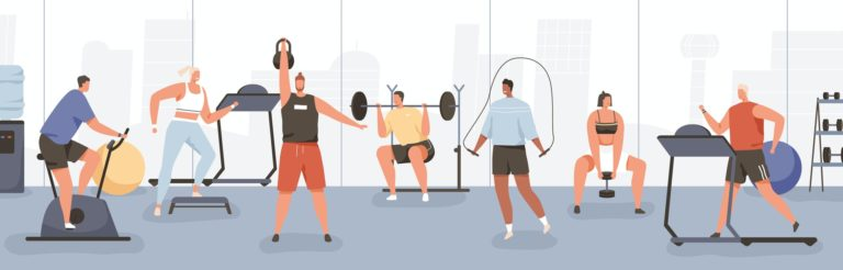 5 Steps to Cleaning Fitness Facilities for COVID19