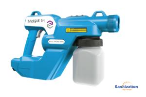 Sanique S-1 Electrostatic Sprayer