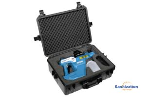 Sanique S-1 Electrostatic Sprayer Case