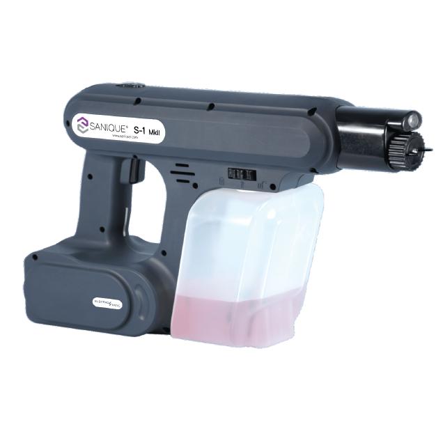 Sanique S-1 MKII Electrostatic Sprayer