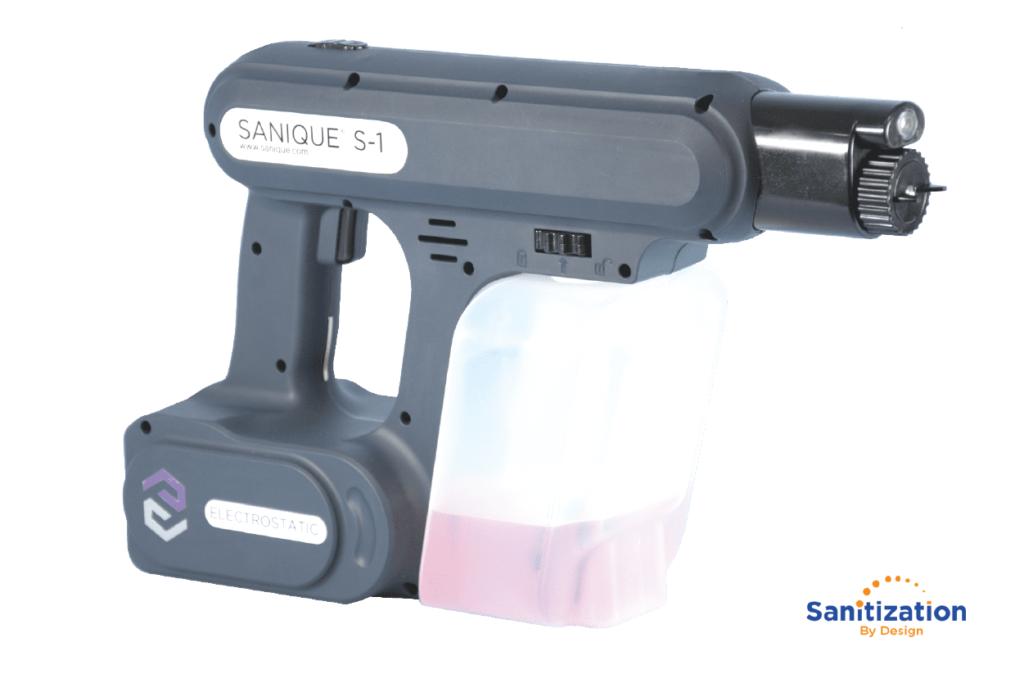 Sanqiue S-1 MKII Electrostatic Sprayer S-1 MII